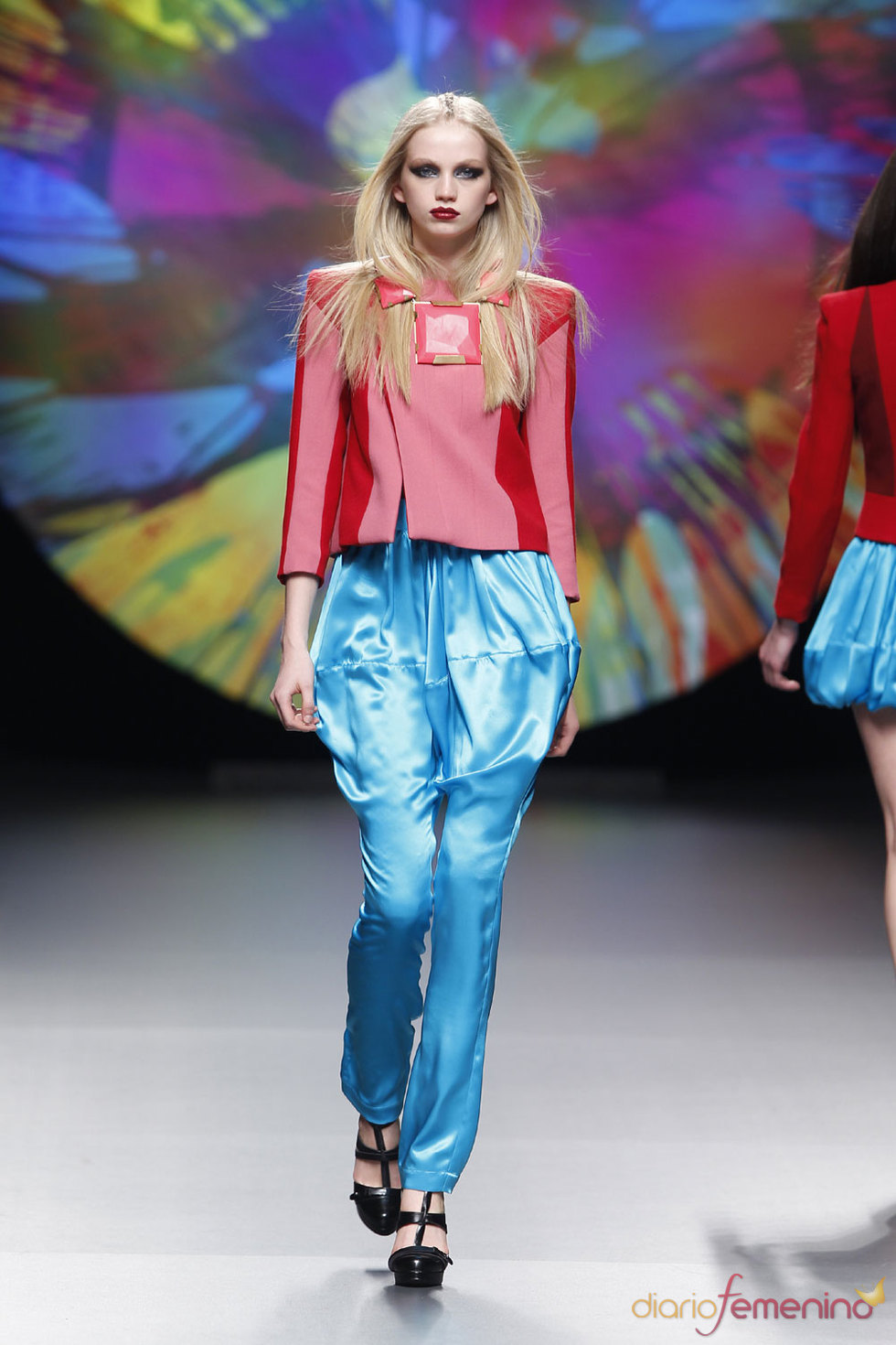 Ana Locking - Cibeles Madrid Fashion Week