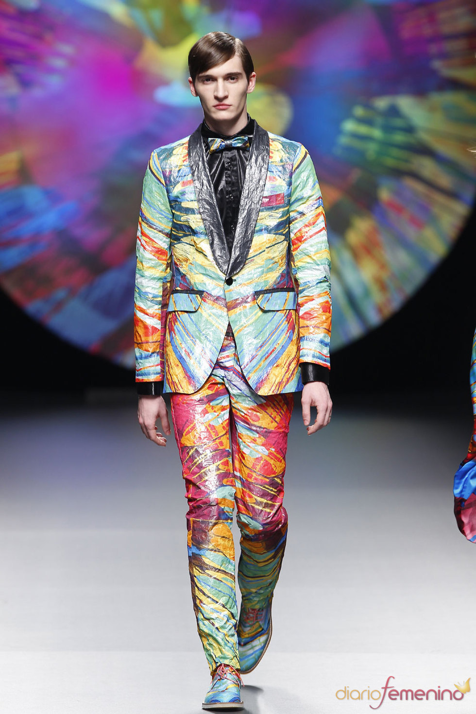 Moda Hombre - Show de colores de Ana Locking