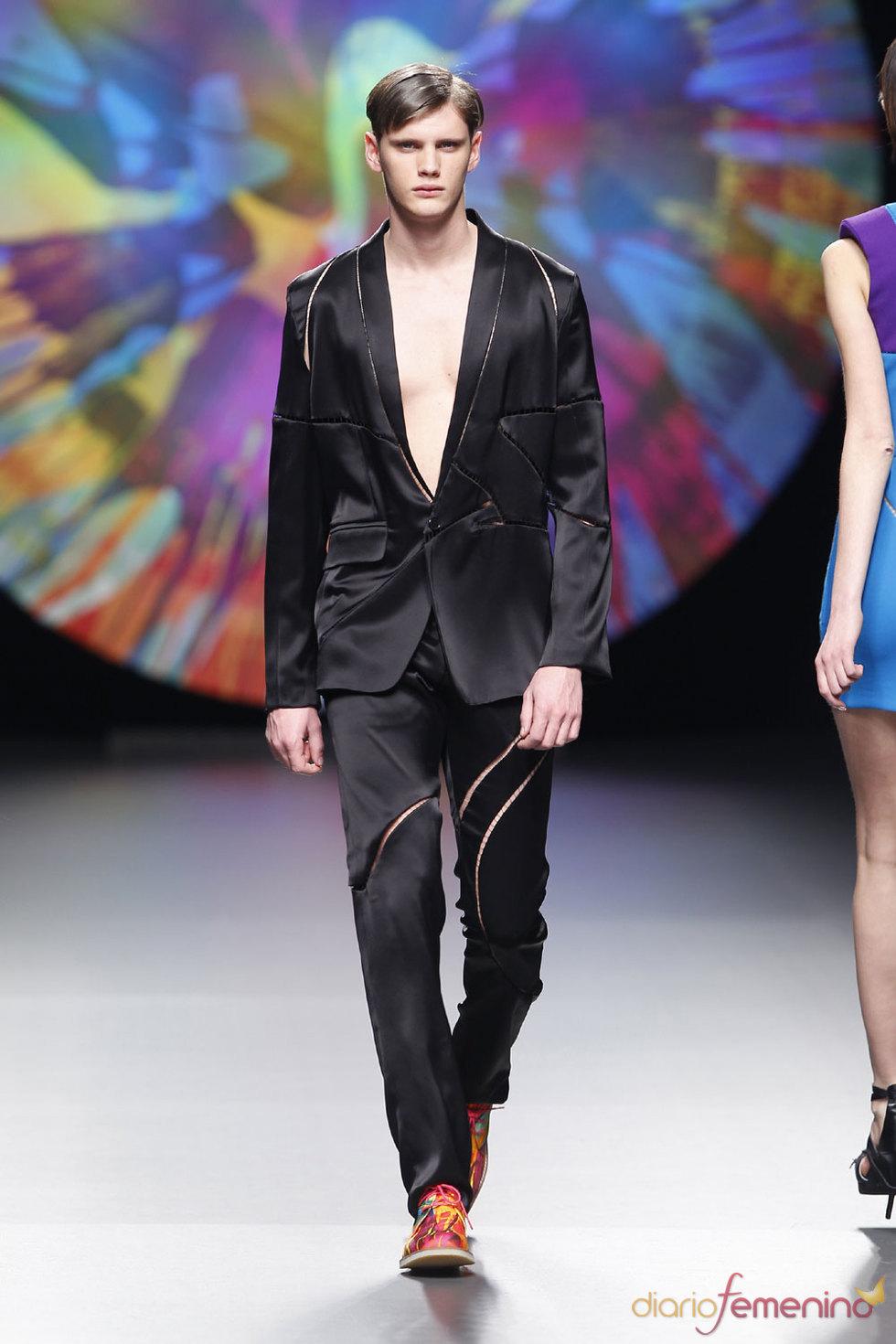 Moda Hombre - Ana Locking - Cibeles 2010