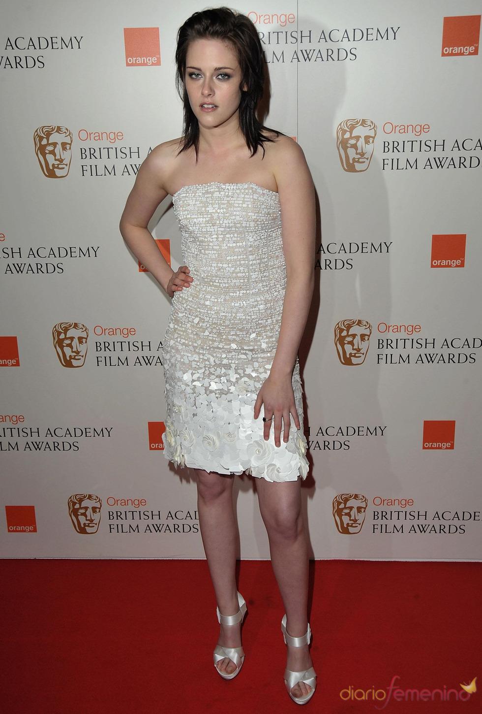 Kristen Stewart en los BAFTA 2010
