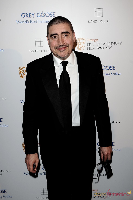 Alfred Molina en los BAFTA 2010