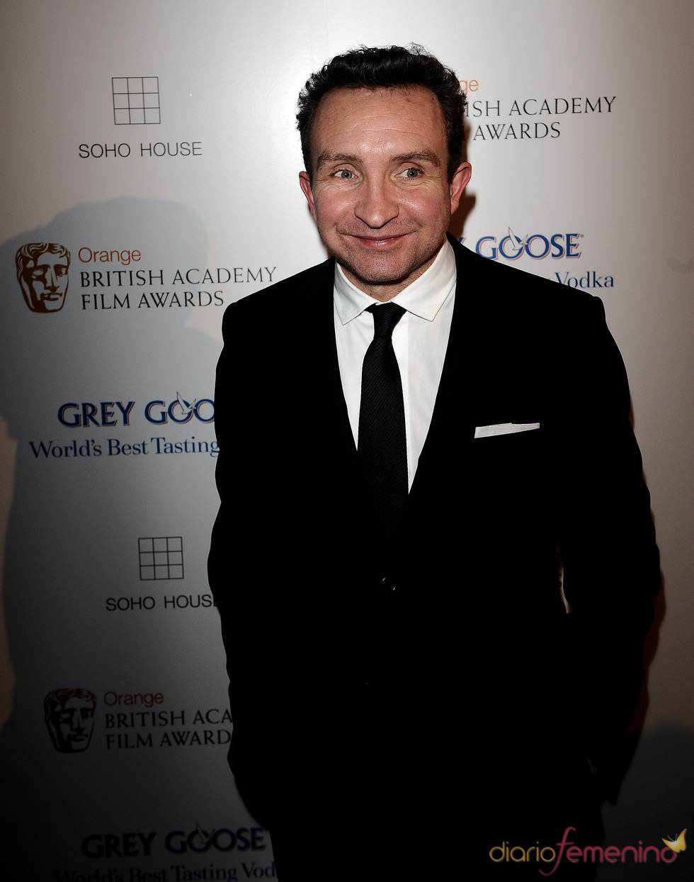 Eddie Marsan en los BAFTA 2010