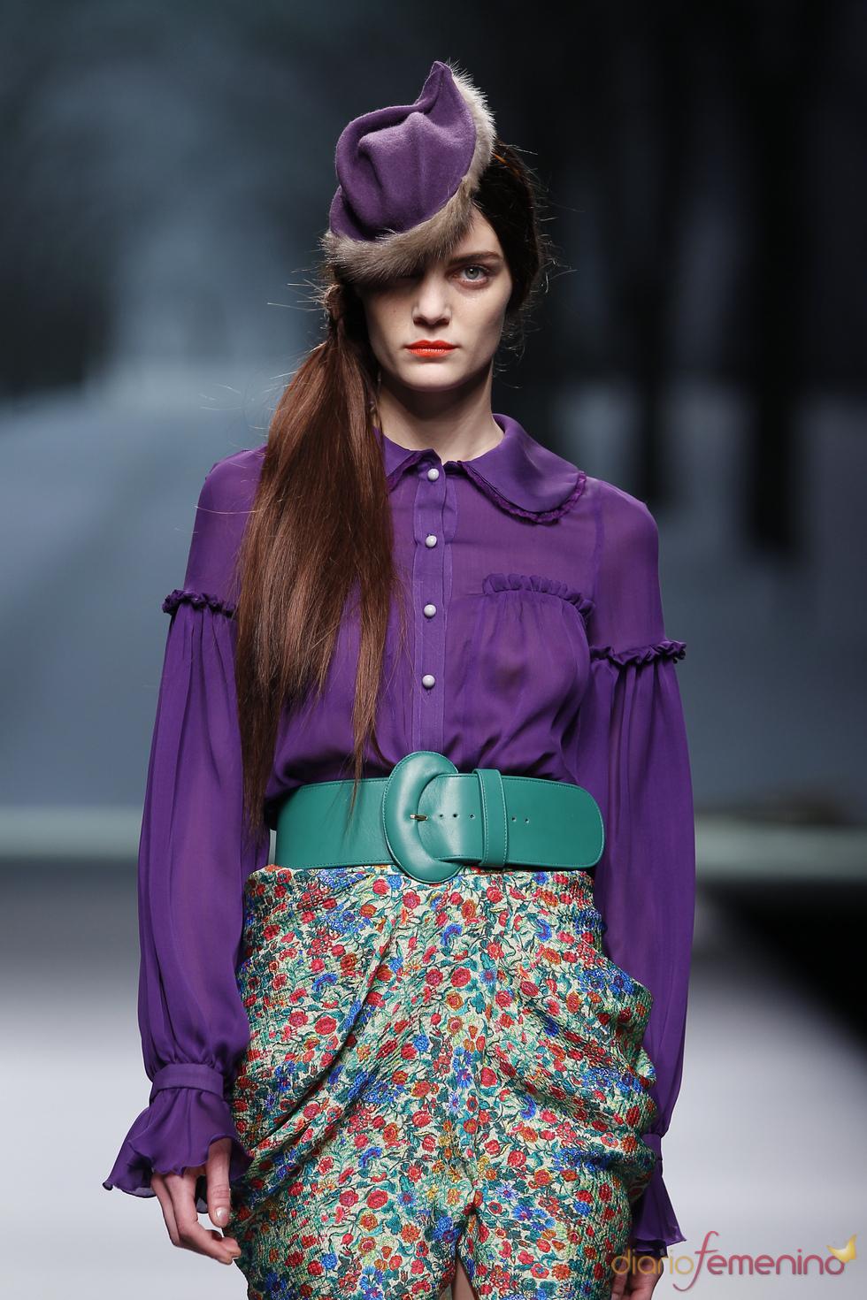Faldas originales de Alma Aguilar