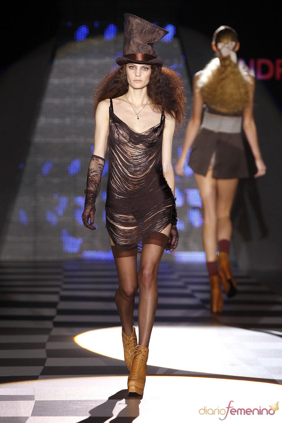 Andrés Sardá - Moda Íntima Cibeles 2010