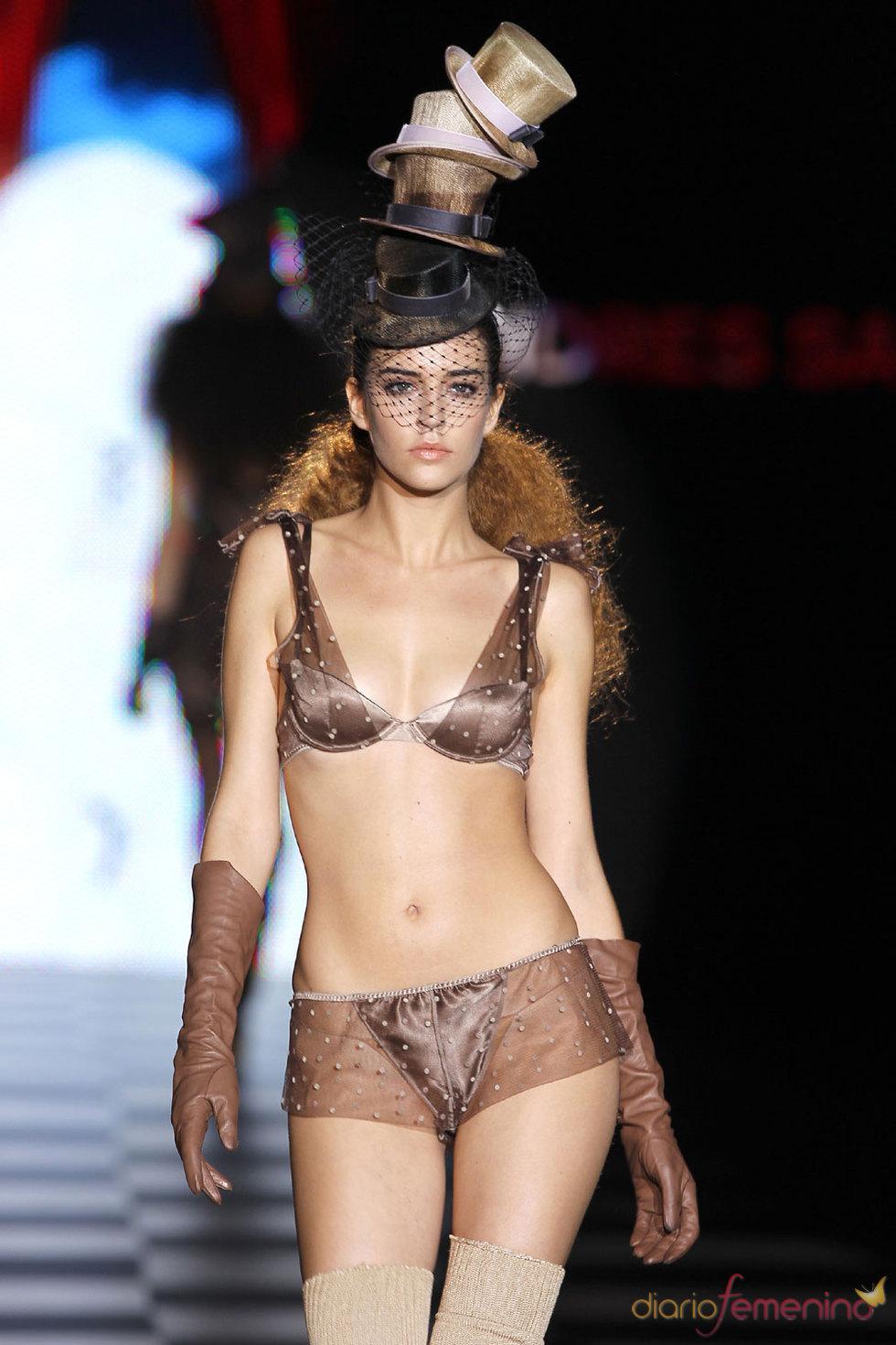 Moda Íntima Femenina - Seda - Andrés Sardá