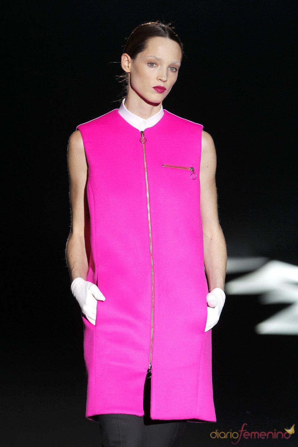 Desfile de Davidelfin en Cibeles Madrid Fashion Week