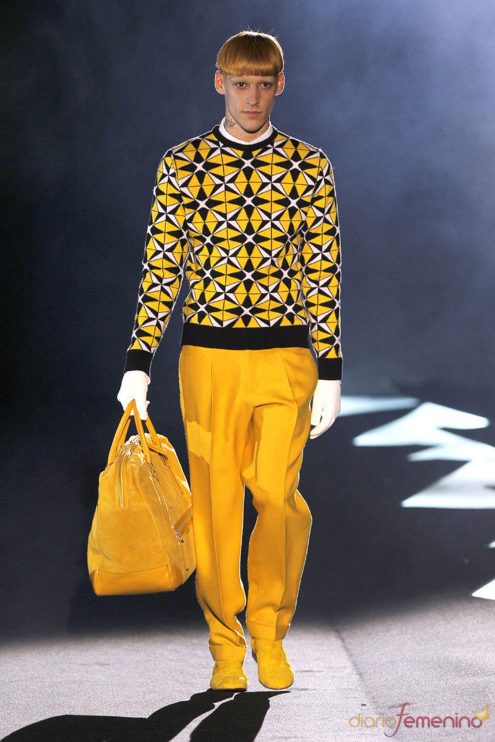Moda Hombre 2010-2011 - Davidelfin en Cibeles Madrid Fashion Week