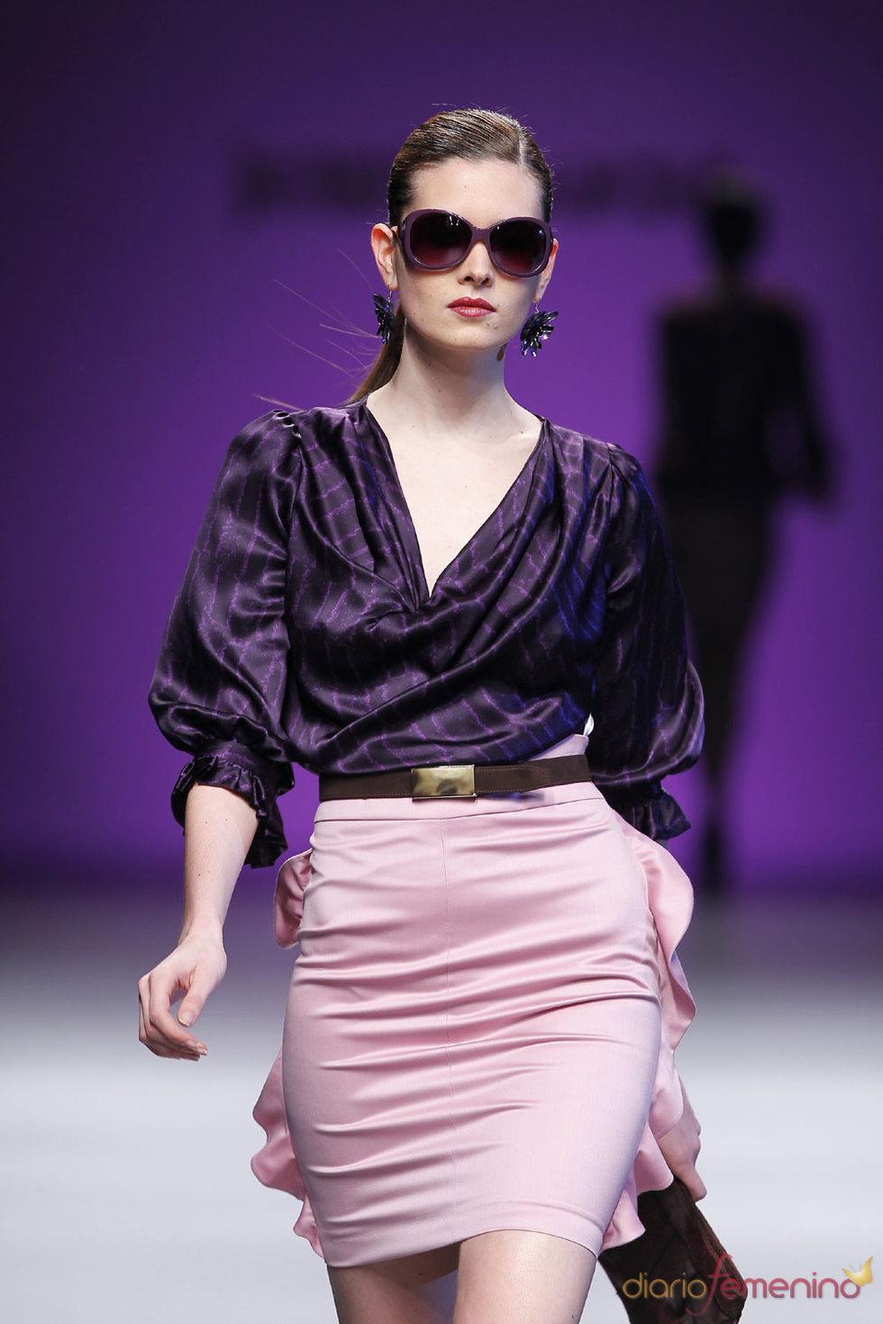 Moda Femenina 2010-2011 de Javier Larrainzar