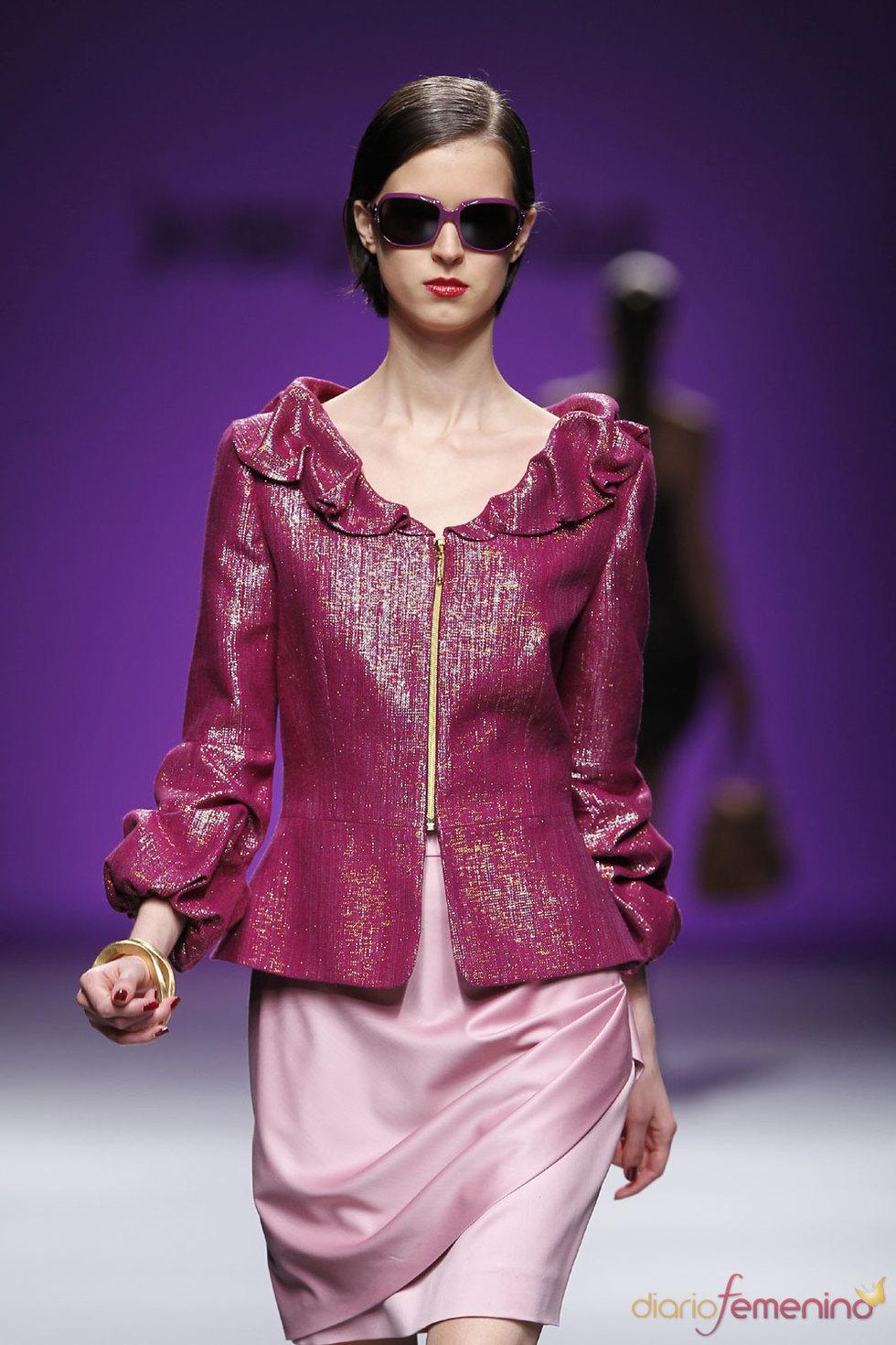 Moda Mujer Otoño Invierno 2010 - 2011 Javier Larrainzar