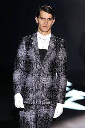Davidelfin - Moda masculina - Cibeles 2010