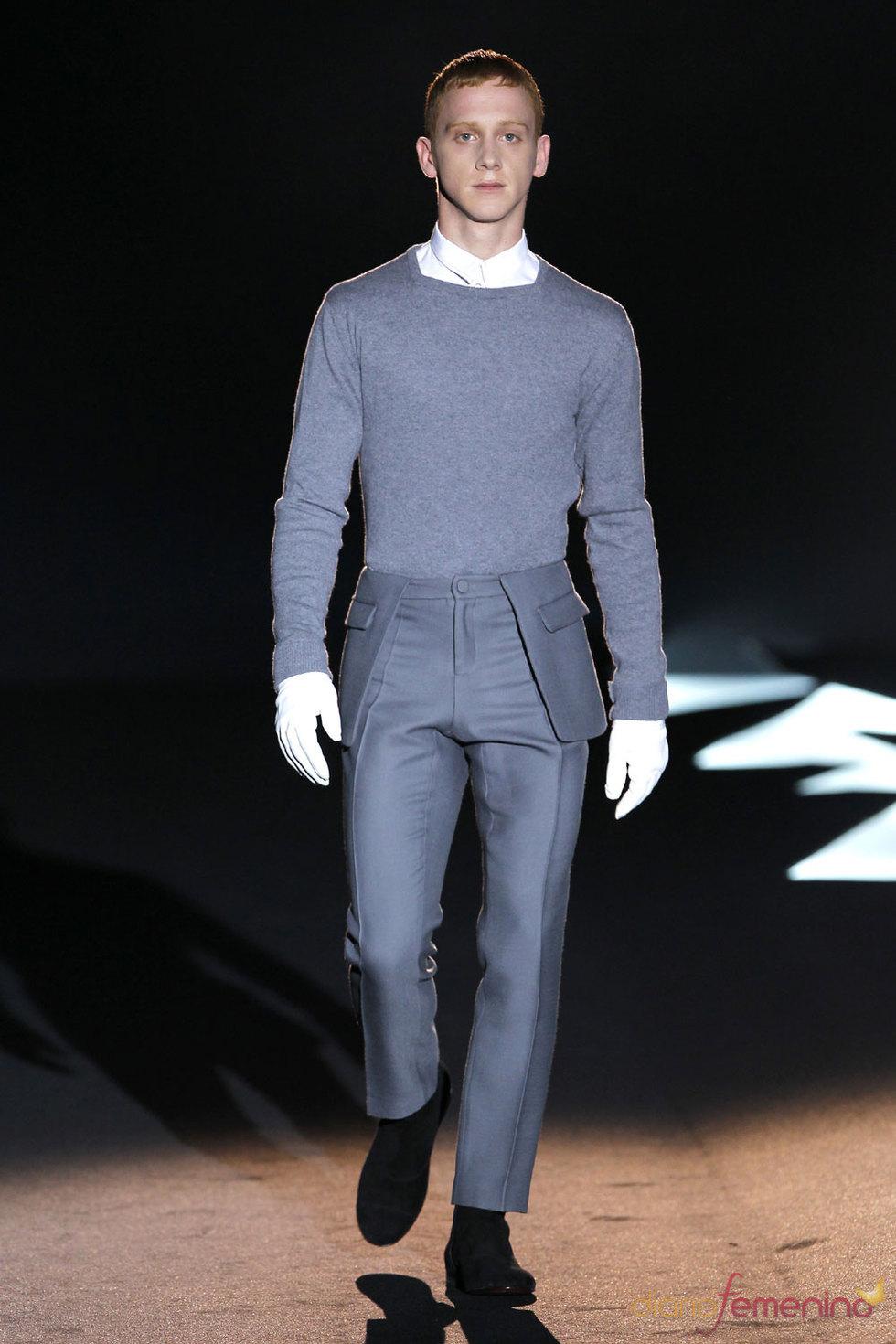 Moda Otoño Invierno 2010 - 2011 de Davidelfin
