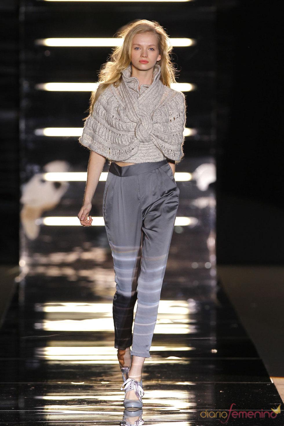 Sita Murt - Tricot - Cibeles Madrid Fashion Week 2010
