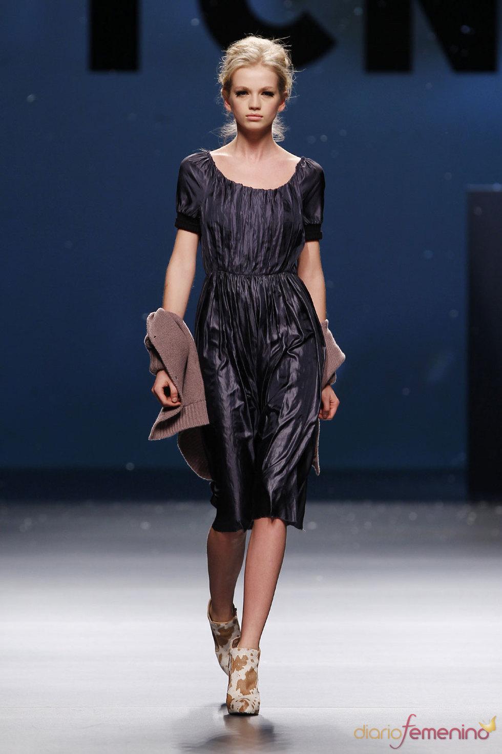 Vestido de la Colección Otoño Invierno 2010-2011 de TCN