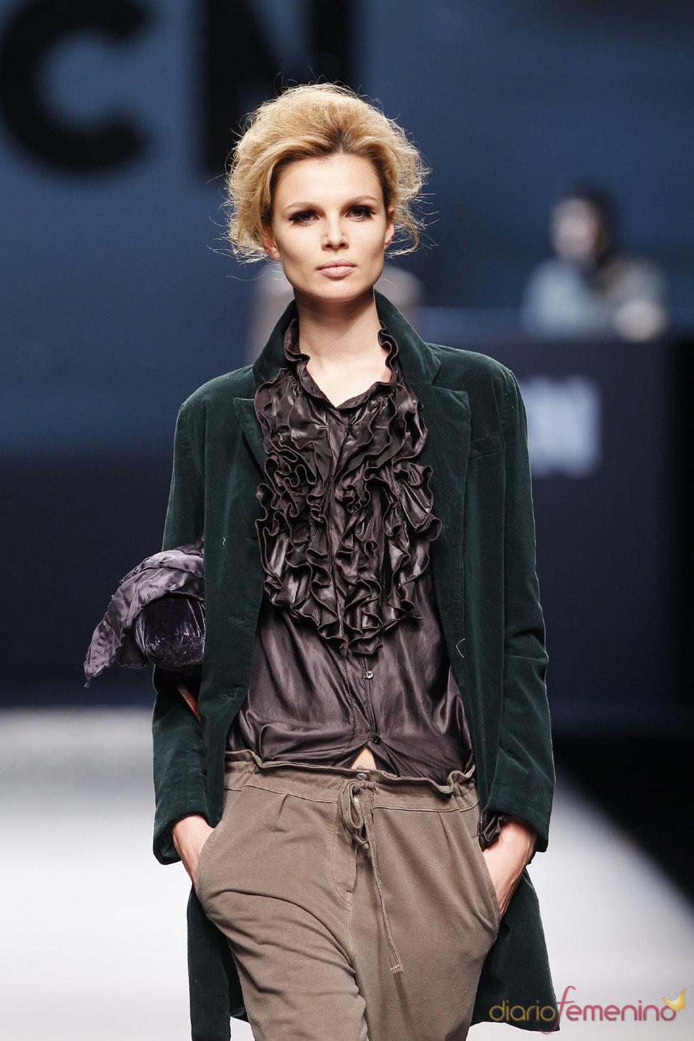 Moda Mujer - Blazers TCN - Cibeles 2010