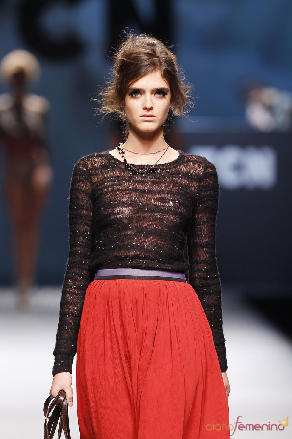 Falda de TCN - Moda Mujer - Cibeles 2010