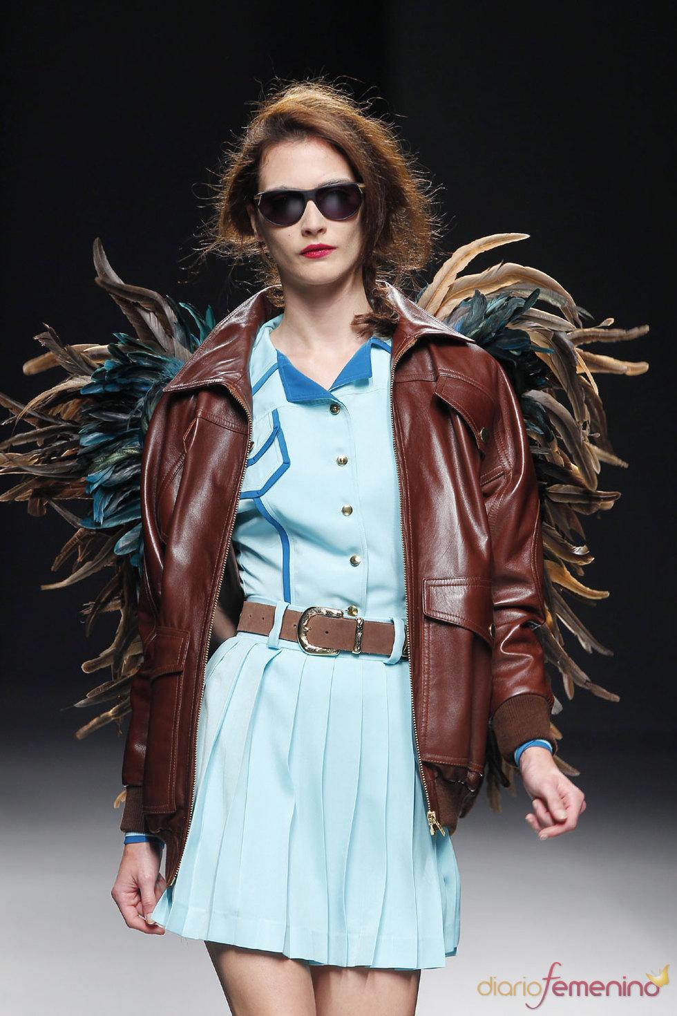 María Escoté - Cibeles Fashion Week 2010