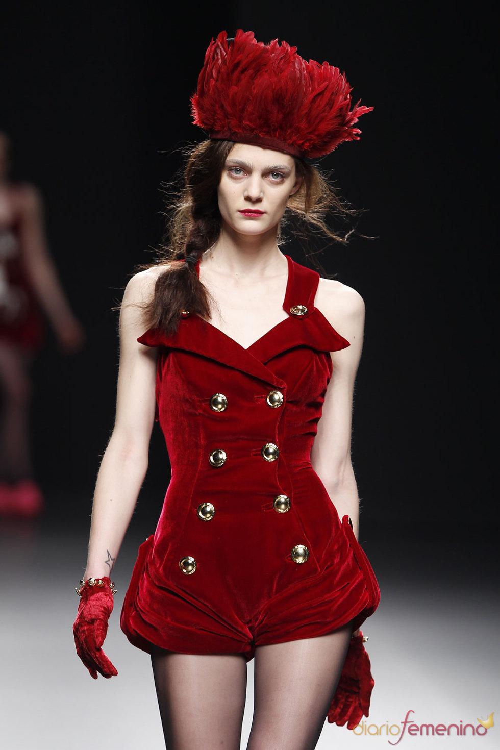 Moda Mujer María Escoté - Cibeles 2010