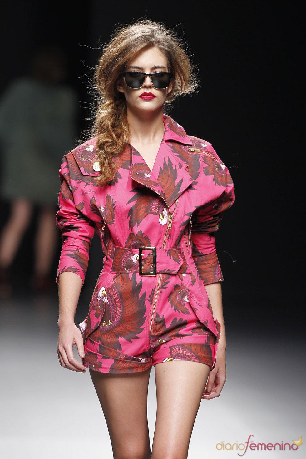 Colección Cibeles Fashion Week 2010 - María Escoté