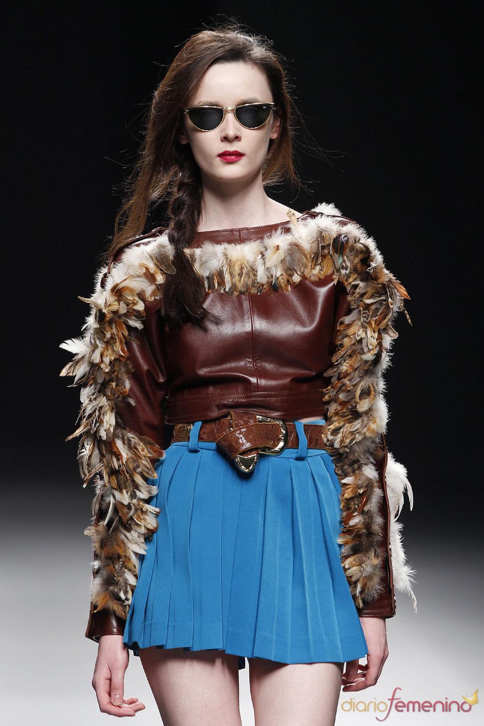 Moda Mujer María Escoté - Cibeles Fashion Week 2010