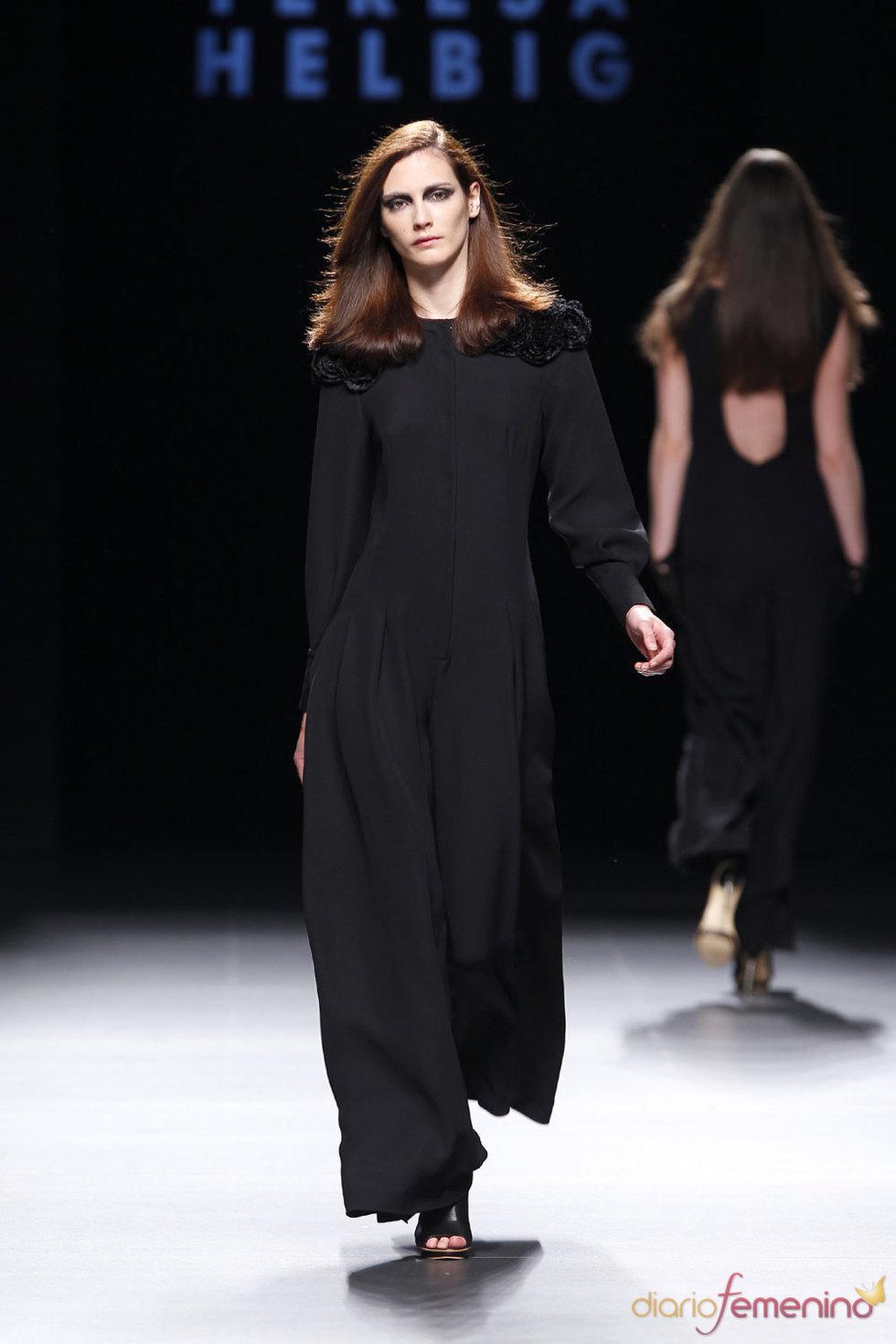 Vestido largo y elegante Teresa Helbig