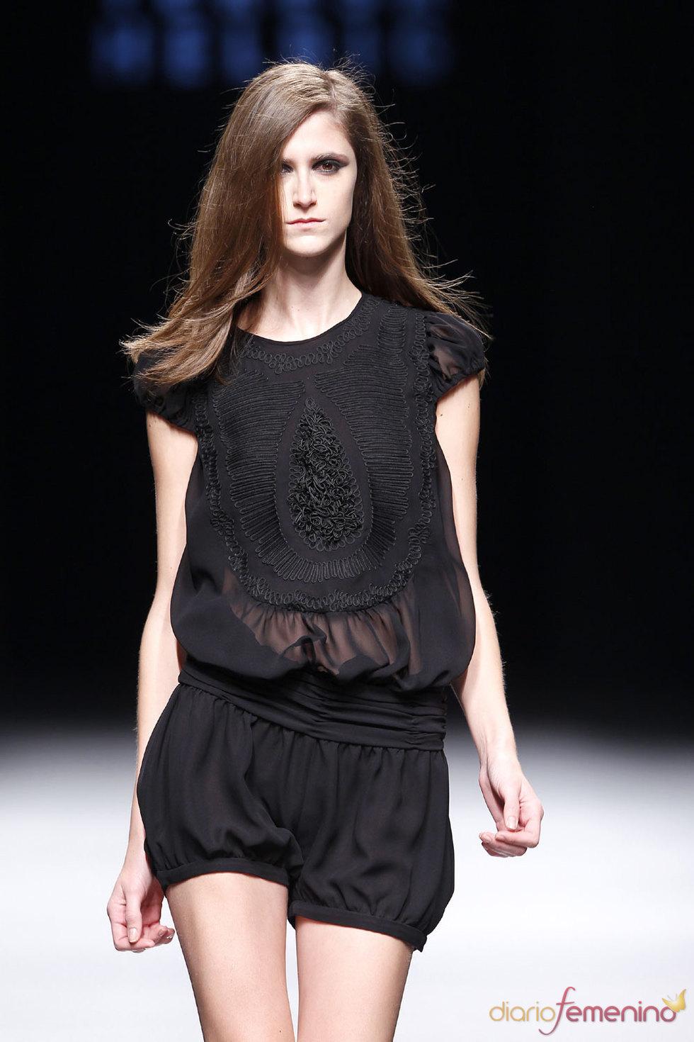 Moda de Teresa Helbig para el otoño-invierno 2010/2011