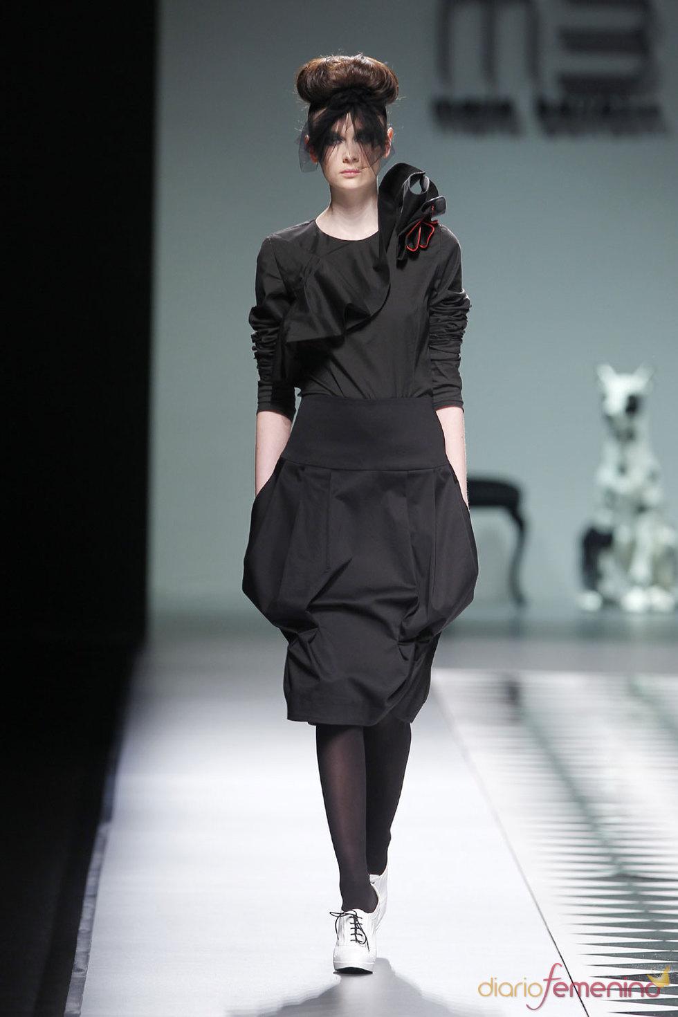 Moda Mujer María Barros - Cibeles Fashion Week 2010