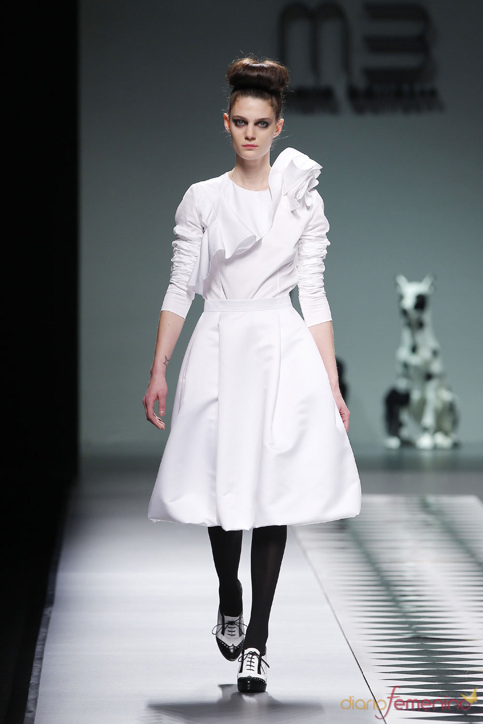 María Barros - Moda Mujer - Cibeles Fashion Week