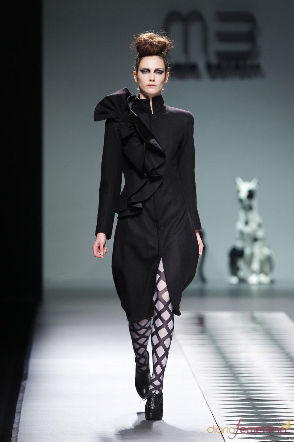 María Barros - Moda Femenina Noche - Moda 2010-2011