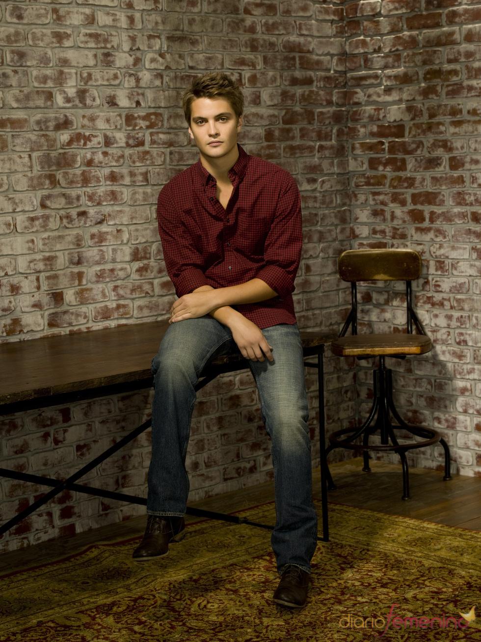 Luke Grimes, chico de moda