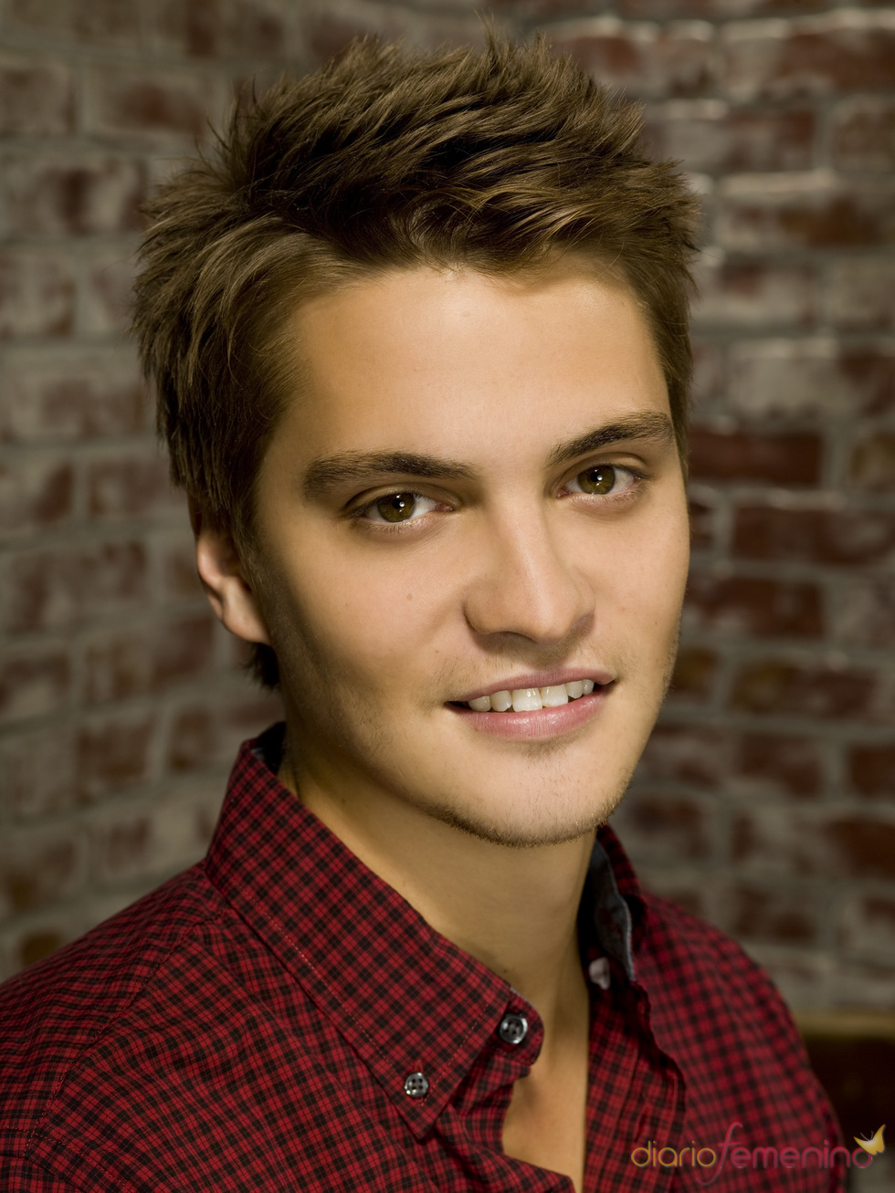 Luke Grimes, sonrisa perfecta