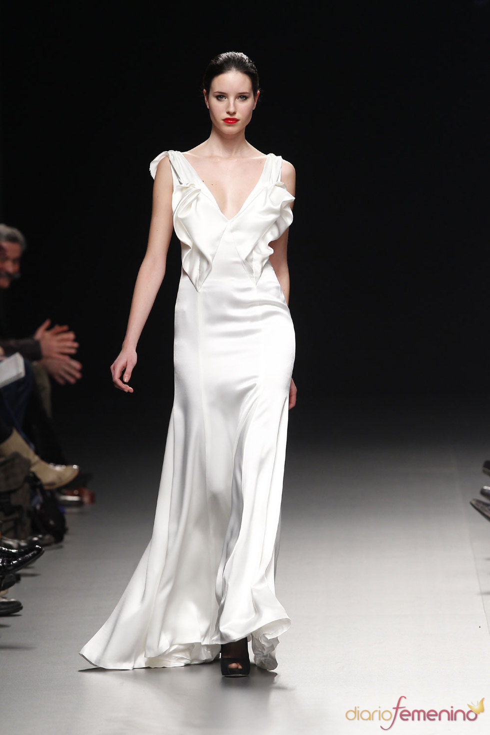 La colección de Juana Martín en Cibeles Fashion Week 2010