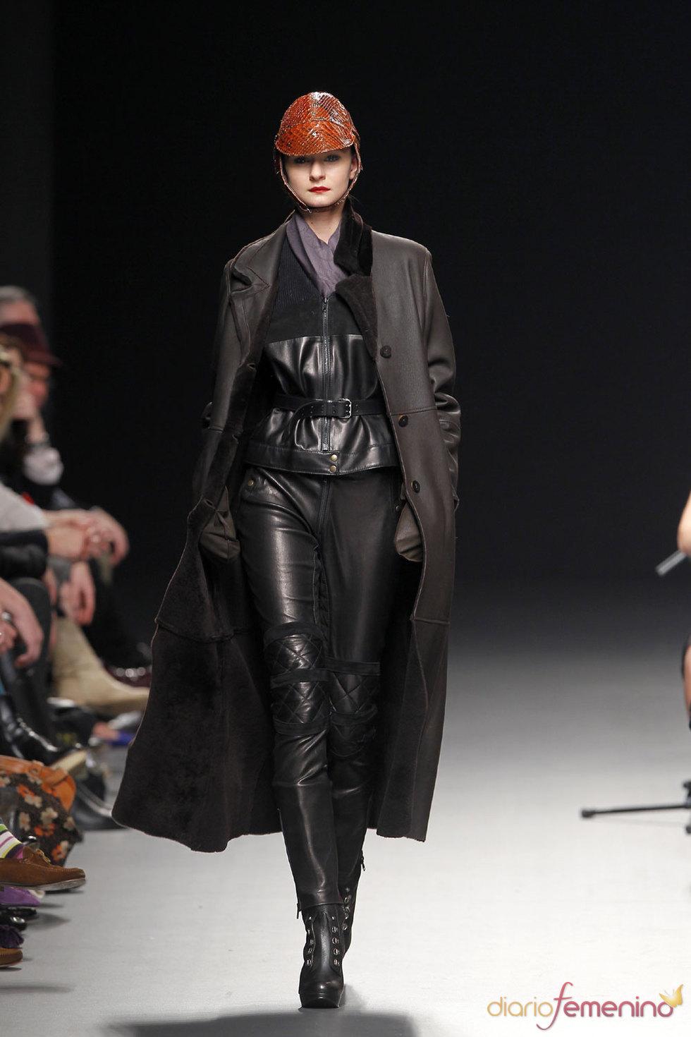Lujo de 'El Caballo' en Cibeles Fashion Week 2010