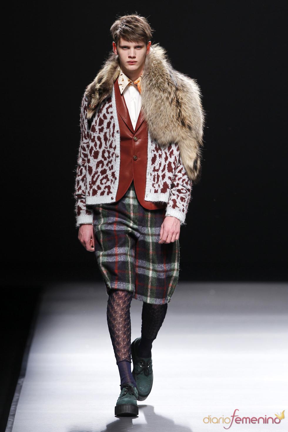 El Delgado Buil en Cibeles Madrid Fashion Week