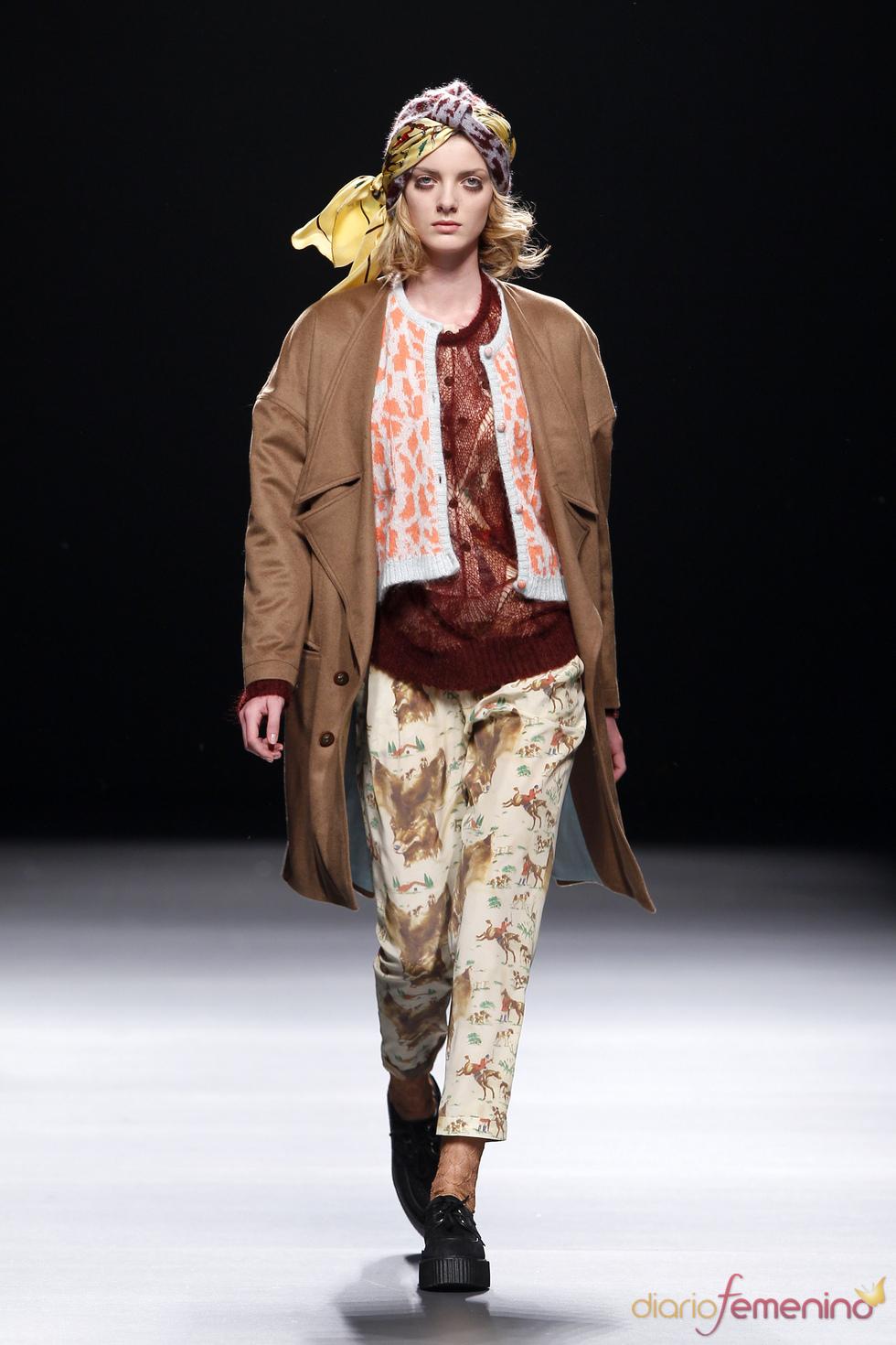 Fotos Moda: El Delgado Buil en Cibeles Madrid Fashion Week