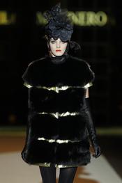 Propuestas de Miguel Marinero en la Semana de la Moda