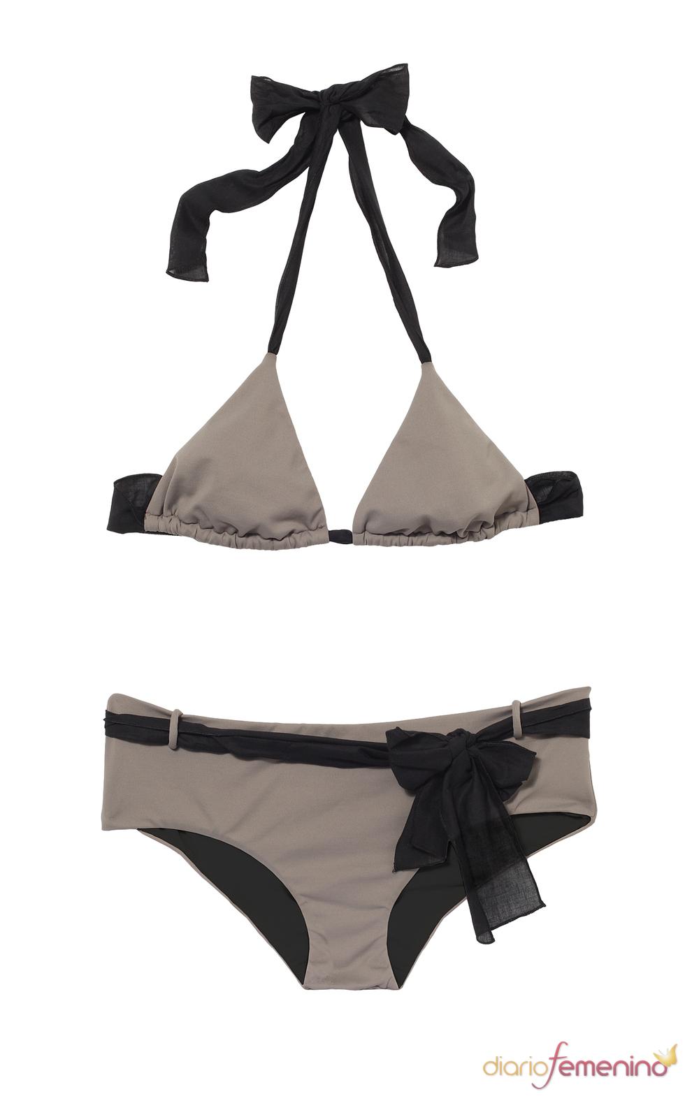 Look Baño: bikini retro