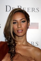 Leona Lewis, radiante en The Love Ball