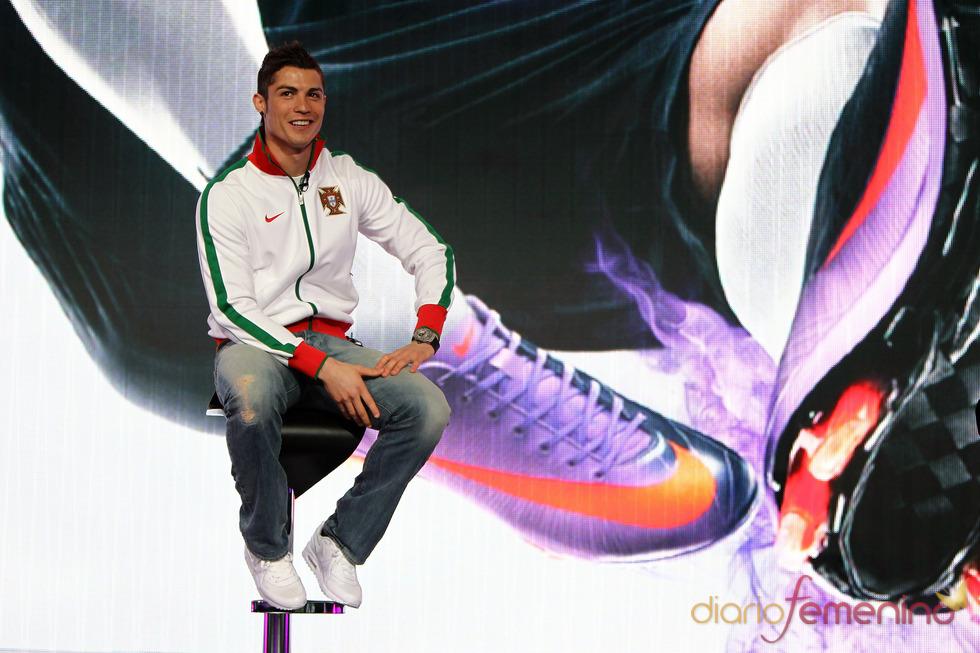 CR9 presenta nuevas Nike
