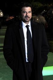 Anil Kapoor en la première de 'Alice'