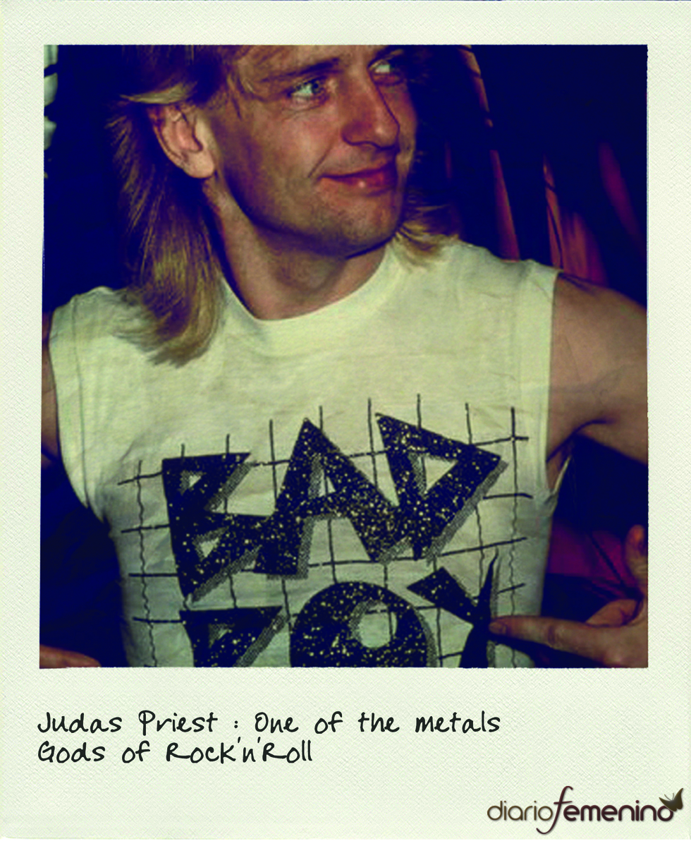Worn By: camiseta de Judas Priest