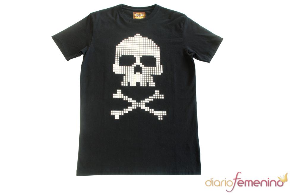 Camiseta Worn By: Metallica