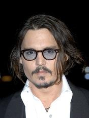 Johnny Depp, protagonista de 'Alice'