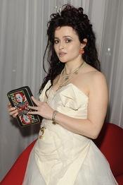 Helena Bonham Carter, con 'Alice'