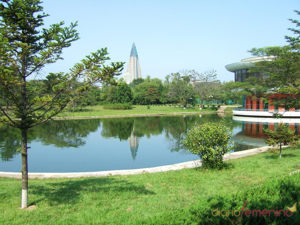 Central Park en Pyongyang