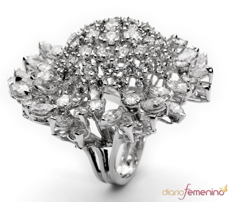 Pura sofisticación en los anillos Rabat