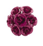 Anillo Accessorize: ramo de rosas
