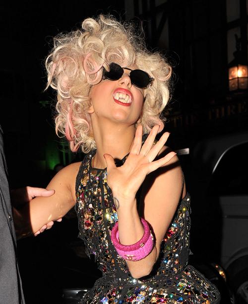 Lady Gaga vampira