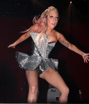 Lady Gaga: futurismo y provocación