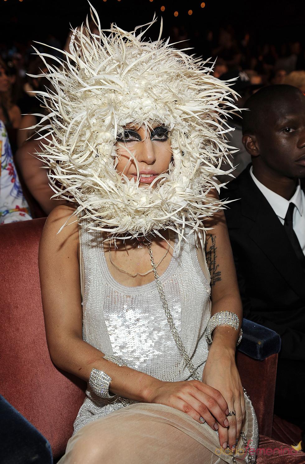 Lady Gaga, incalificable en los MTV Video Music Awards