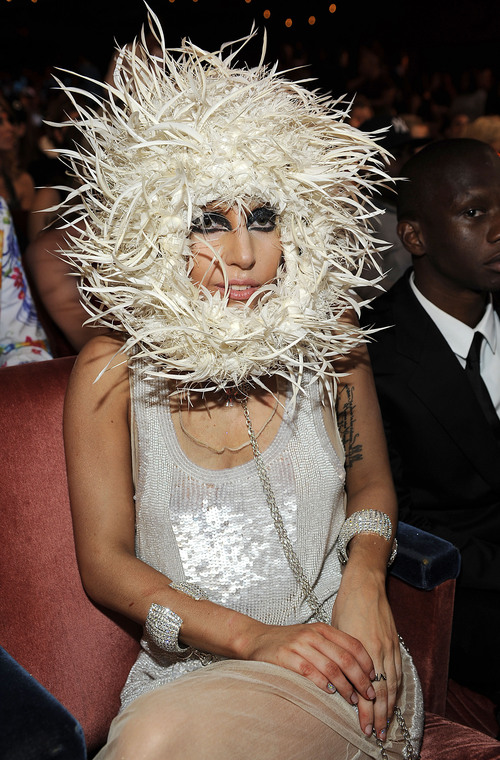 Lady Gaga, incalificable en los MTV Video Music Awards
